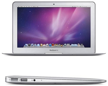 Apple Macbook Air 13-inch Mid-2011 - 1.7 GHz Core i5 128GB